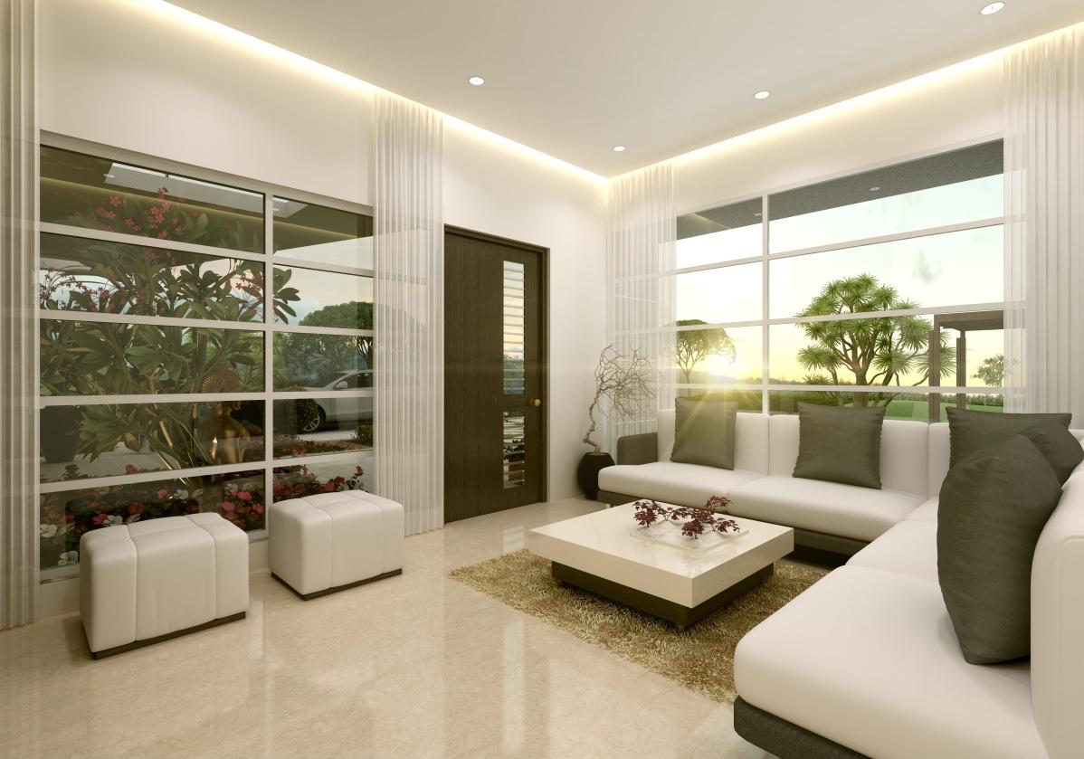 04 - 2BHK living room