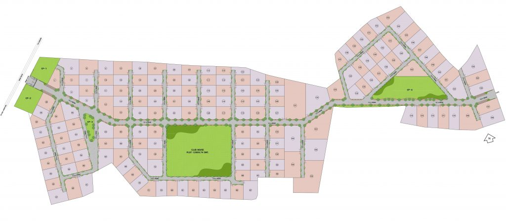 Flock Homes - Layout